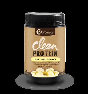 Clean protein vanilla